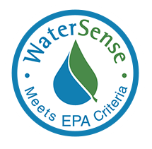 WATERSENSE APROVED