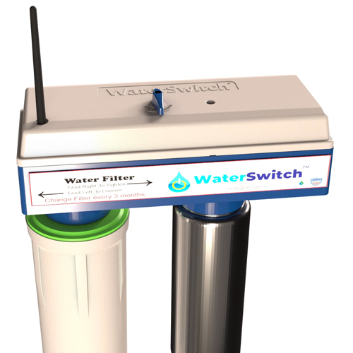 Smart Home Water Management System