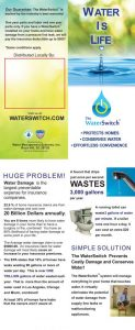 WaterSwitch Brochure