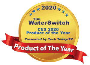 CES 2020 Winner Product of the Year Water Switch